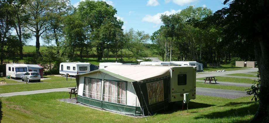 Hendre Caravan Park Near Pwllheli